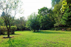 Parco Villetta bifamiliare strada cartina n,92 Torino. 20'000 mq di parco. agenzia immobiliare Torino,