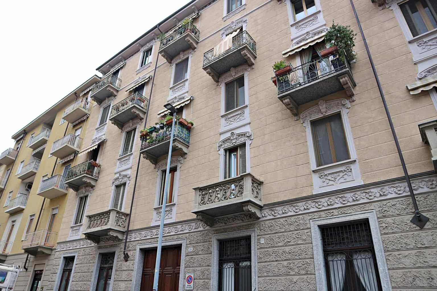 Appartamento via Andorno n.26 Torino – Vanchiglietta