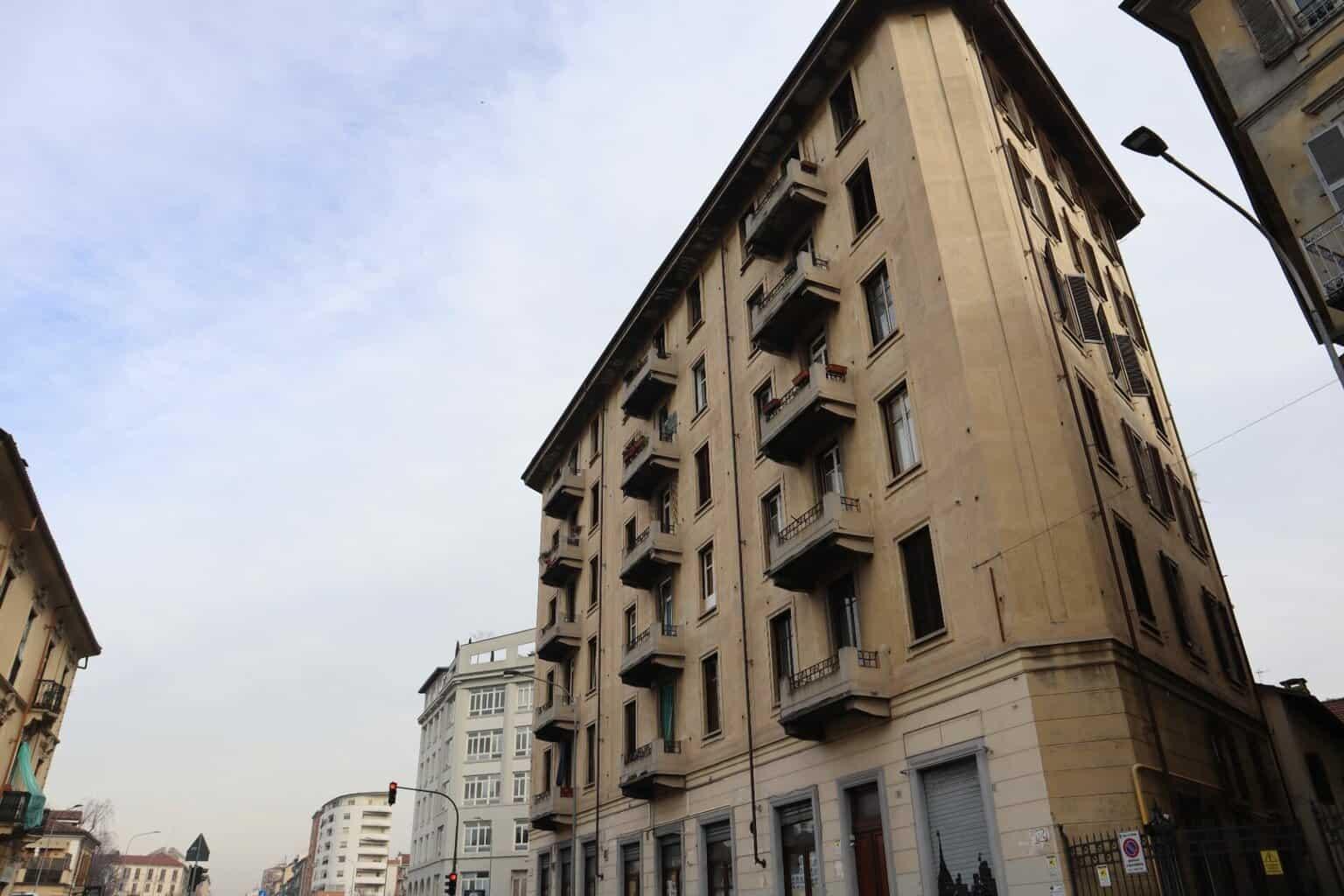 Appartamento corso Vercelli n.8 – Torino