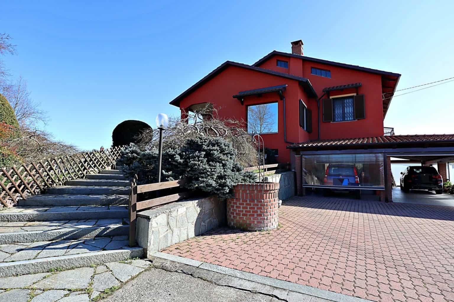 Villa – Chivasso frazione Mosche – via san Secondo n.67