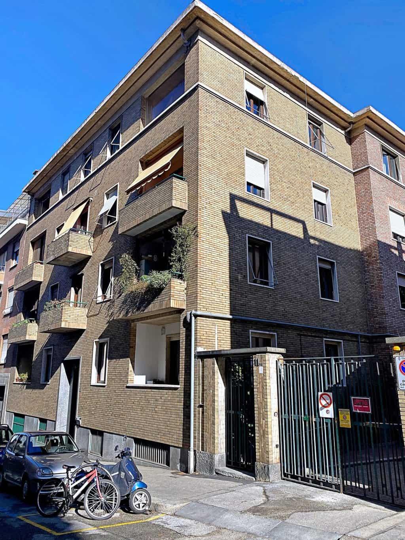 Appartamento via Sommacampagna n.11 bis – Crimea Torino