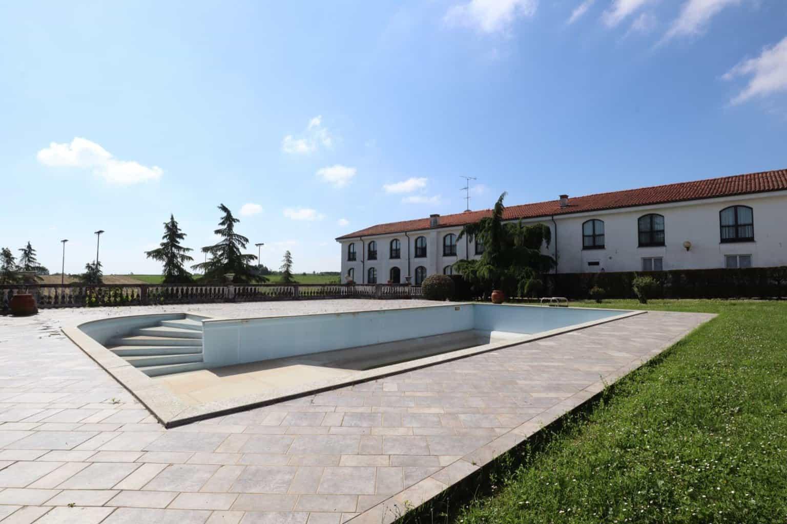 Hotel Ottone Park – Mugarone – Valenza