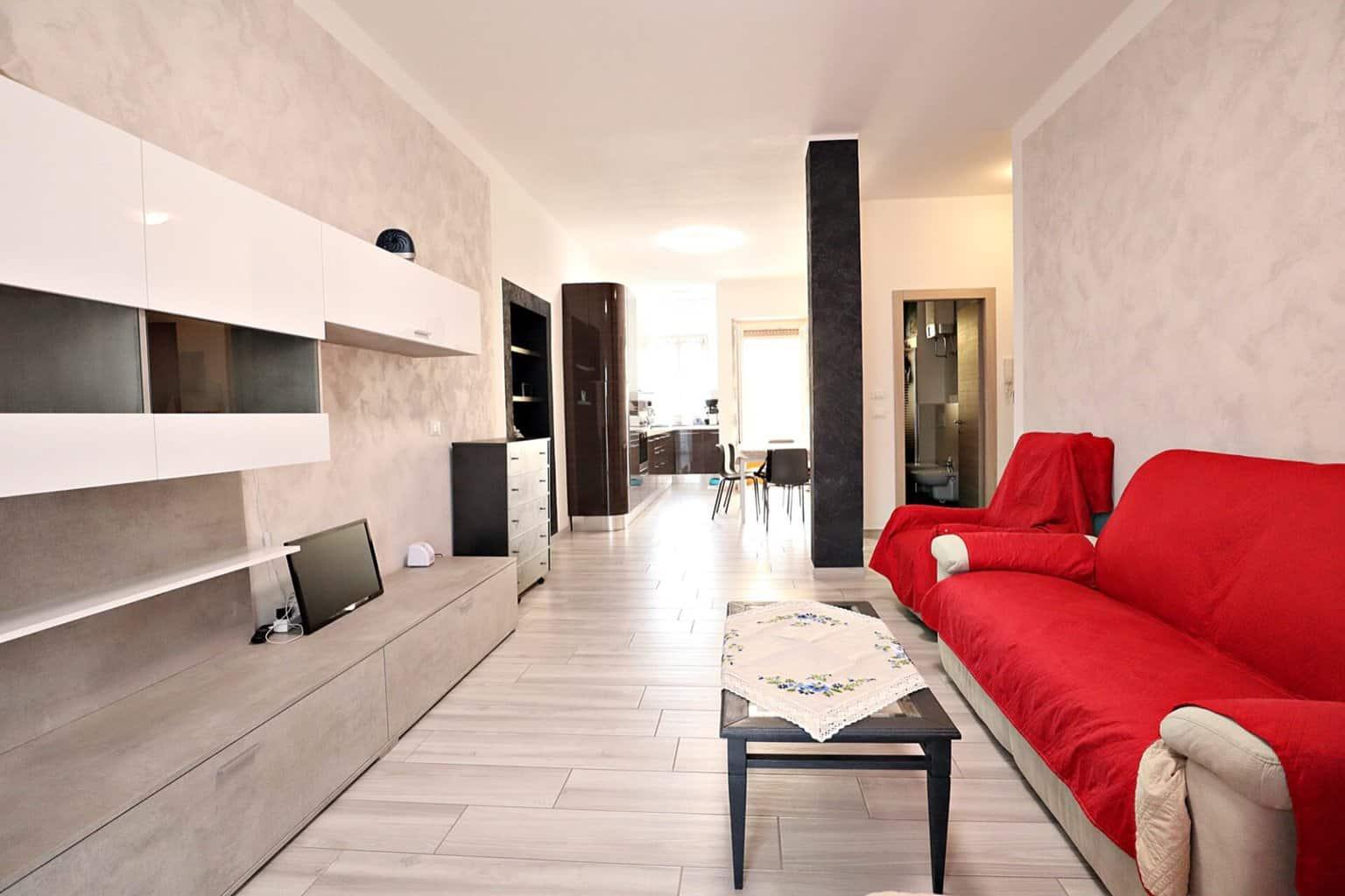 Appartamento – corso Belgio n. 148 Torino Vanchiglietta