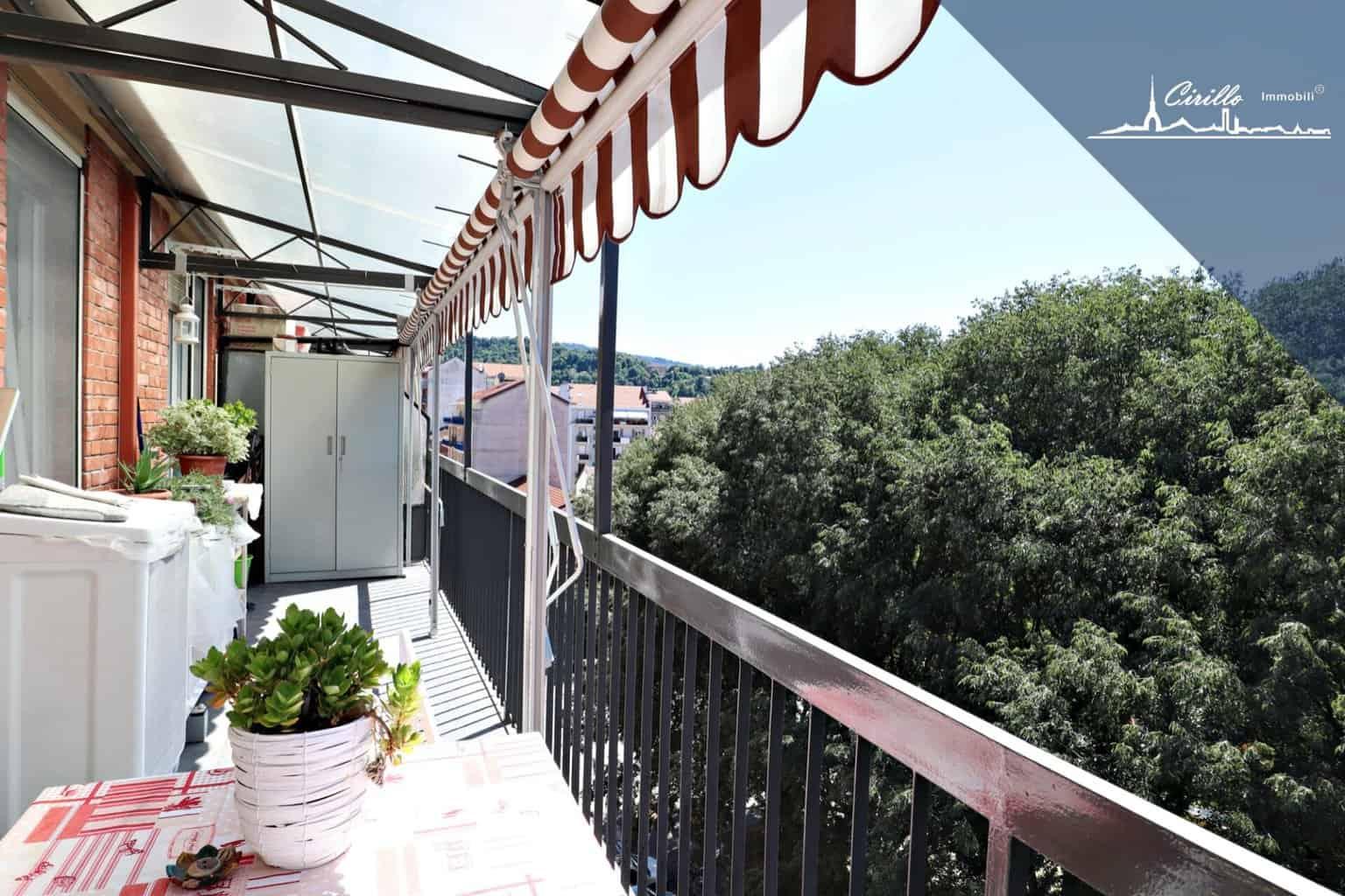 Attico via Pallanza n.34 Vanchiglietta Torino
