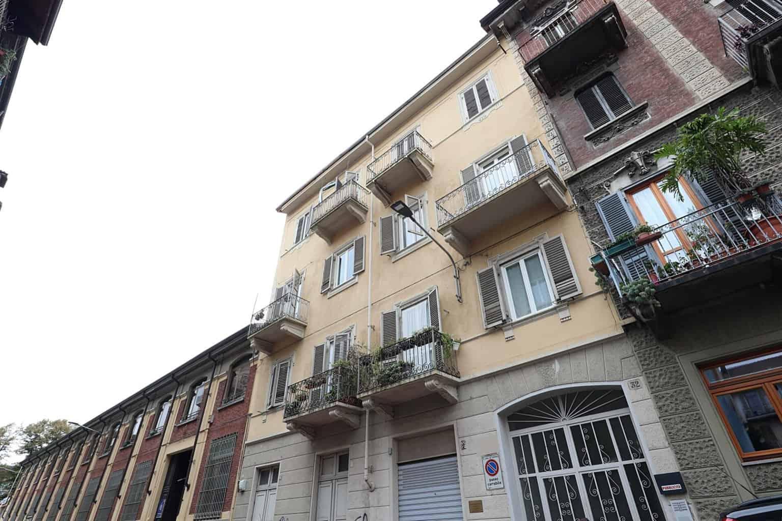 Appartamento via Mantova n.32 Torino – Regio Parco