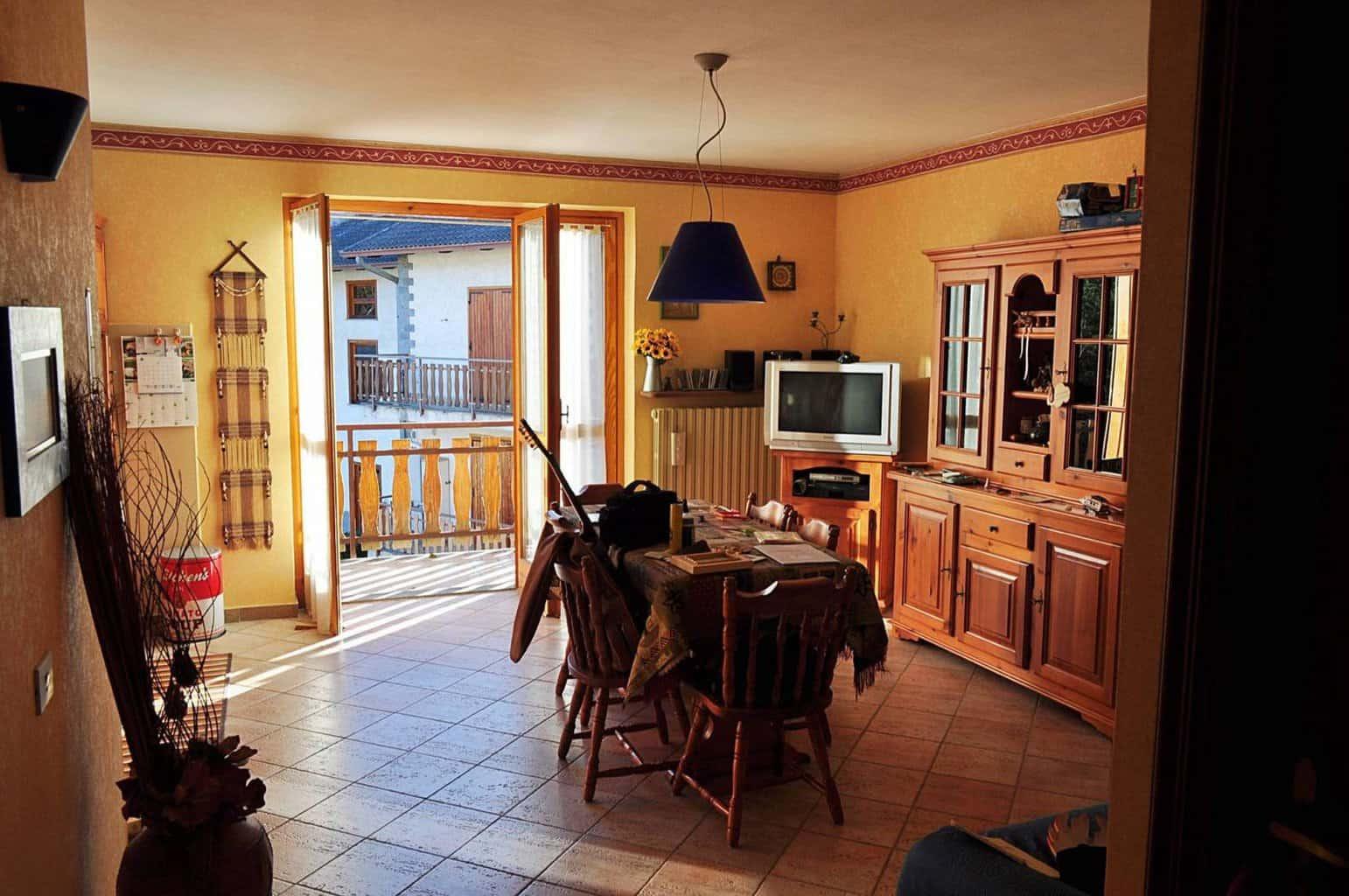 Appartamento – Via Terzo Reggimento Alpini n.30 Gravere