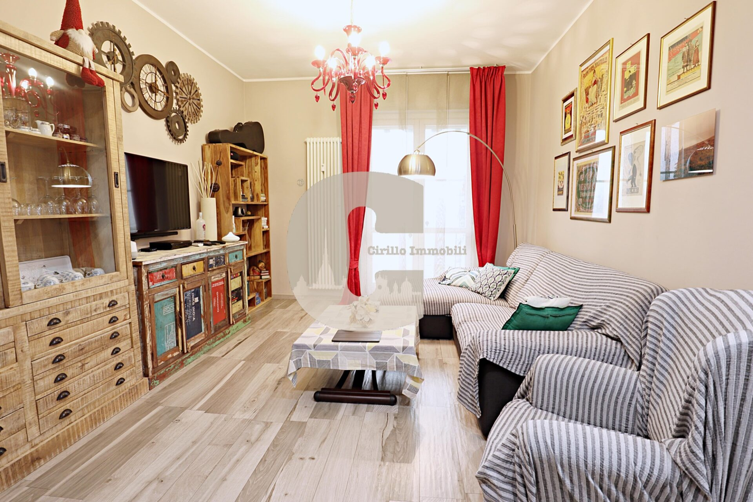 Appartamento via Farinelli n.24 – Torino Mirafiori