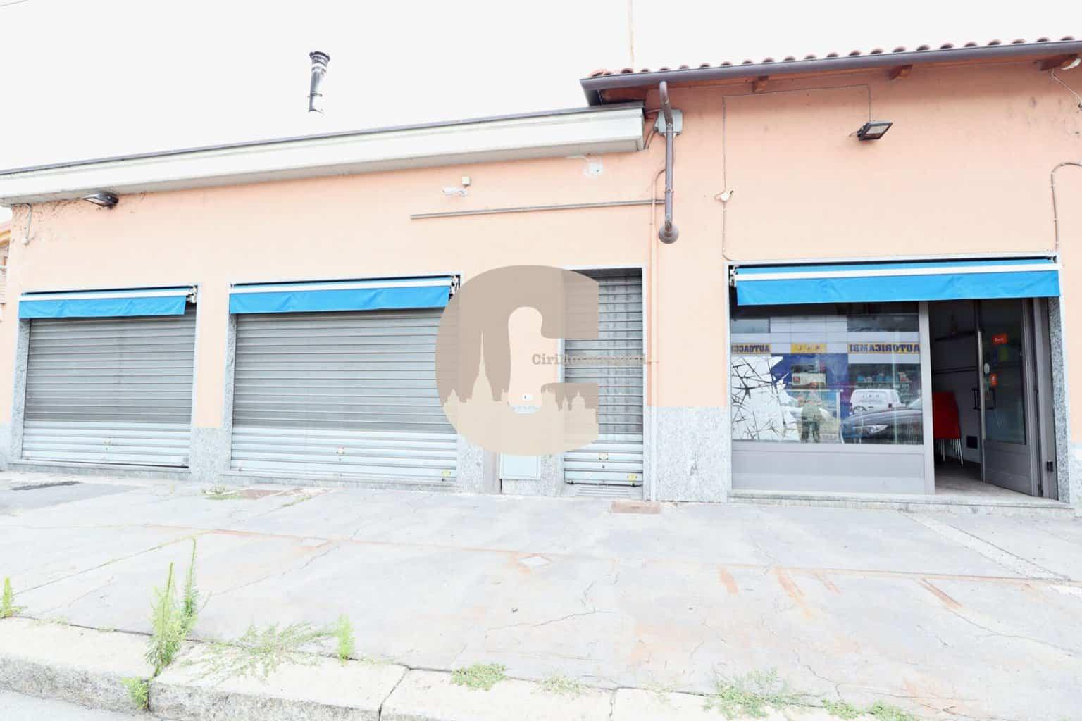 Strada San Mauro n.17 – Torino Barca