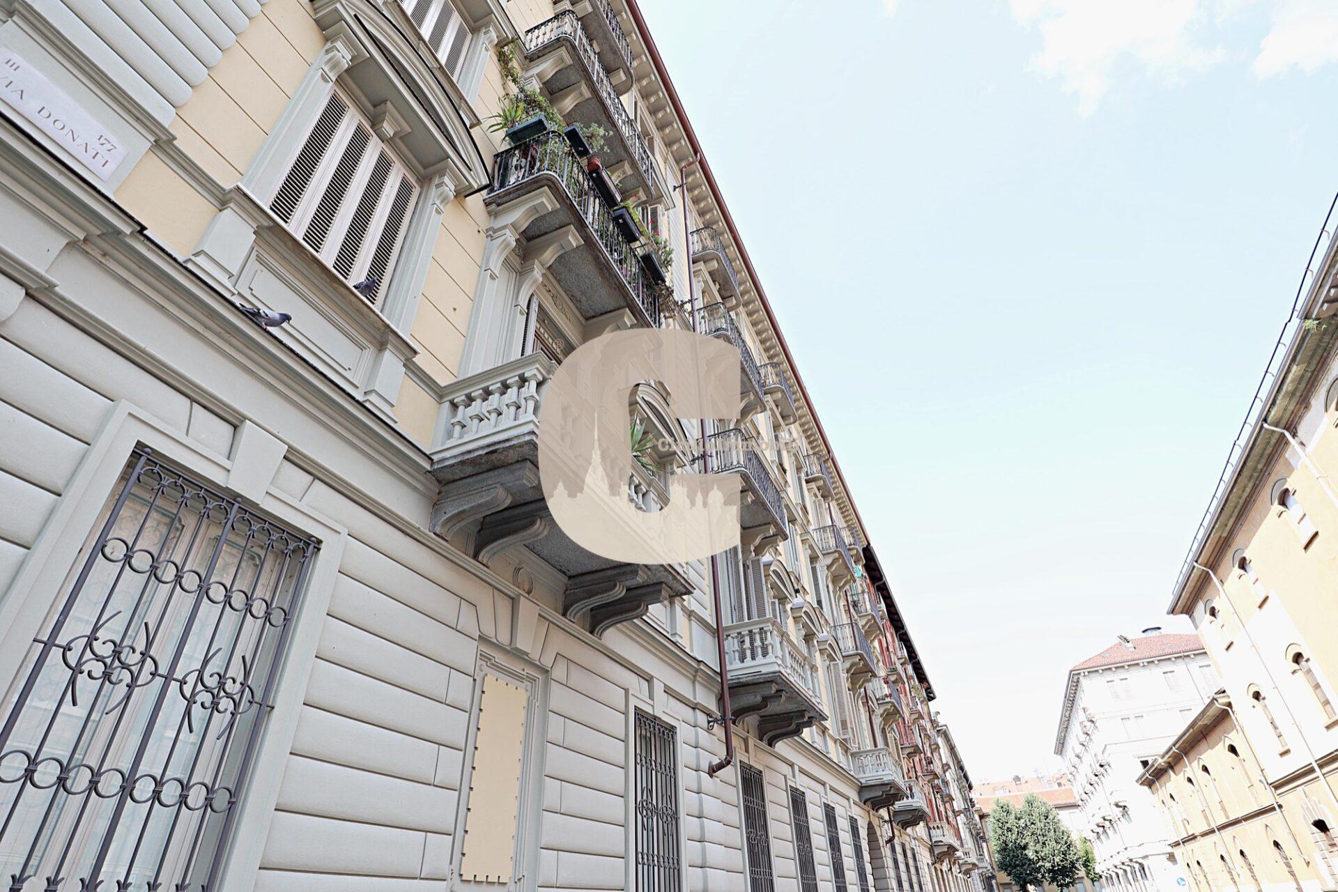 Via Ottavio Revel n.5 – Torino Centro